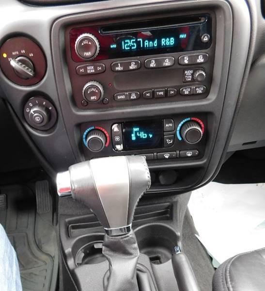 2008 Chevrolet TrailBlazer LT3