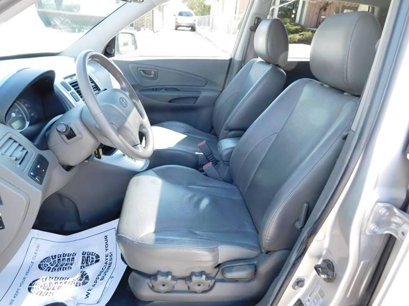2006 Hyundai Tucson Limited