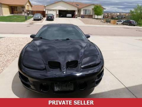 2002 Pontiac Trans Am for sale in Los Angeles, CA