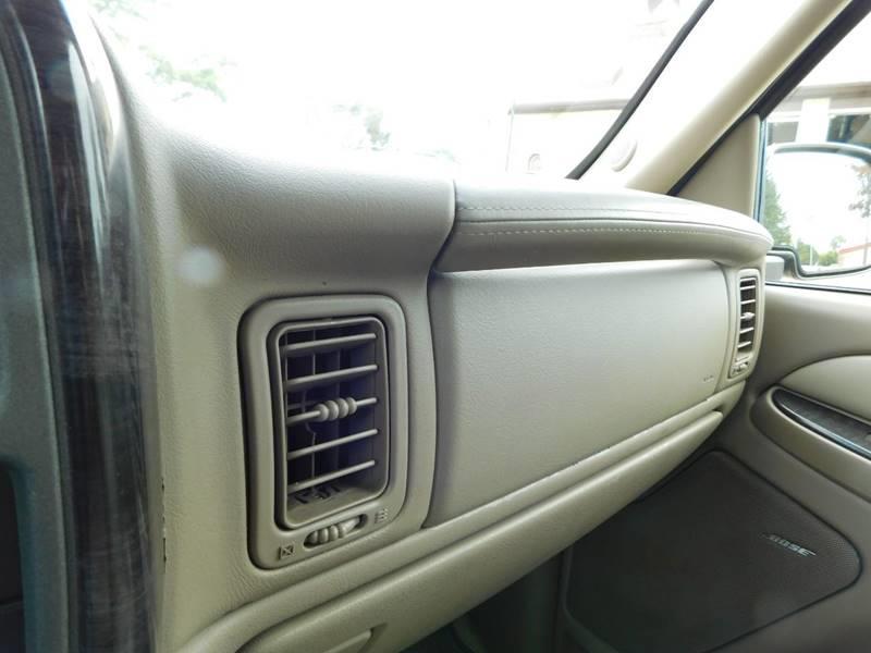 2003 GMC Yukon Denali