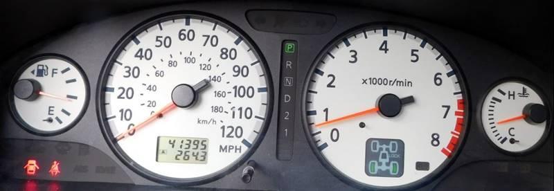 2003 Nissan Pathfinder LE