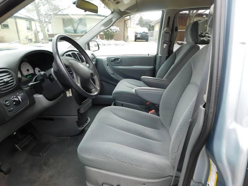 2006 Dodge Grand Caravan SXT