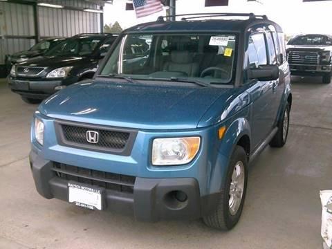 2006 Honda Element for sale in Waukesha, WI