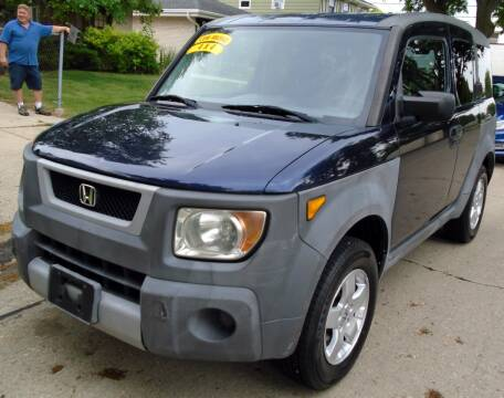 2003 Honda Element for sale at Waukeshas Best Used Cars in Waukesha WI