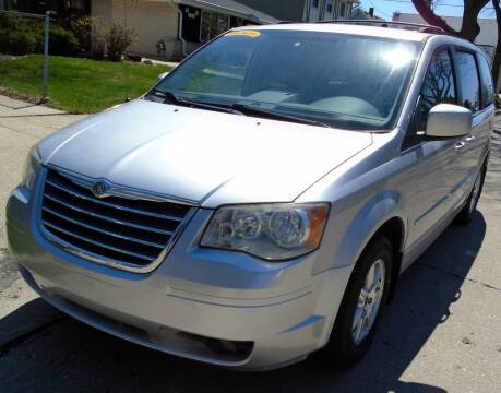 2008 Chrysler Town and Country for sale at Waukeshas Best Used Cars in Waukesha WI