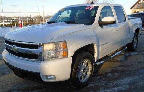 2007 Chevrolet Silverado 1500 for sale at Waukeshas Best Used Cars in Waukesha WI