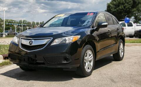 2013 Acura RDX for sale at Waukeshas Best Used Cars in Waukesha WI