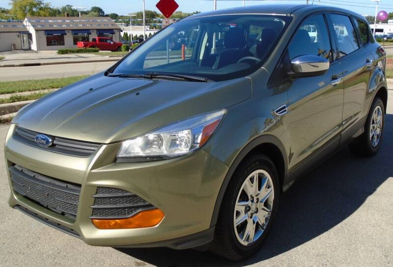 2014 Ford Escape for sale at Waukeshas Best Used Cars in Waukesha WI