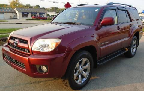 2007 Toyota 4Runner for sale at Waukeshas Best Used Cars in Waukesha WI