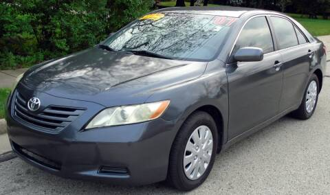 2007 Toyota Camry for sale at Waukeshas Best Used Cars in Waukesha WI