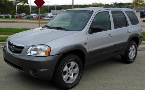 2003 Mazda Tribute for sale at Waukeshas Best Used Cars in Waukesha WI