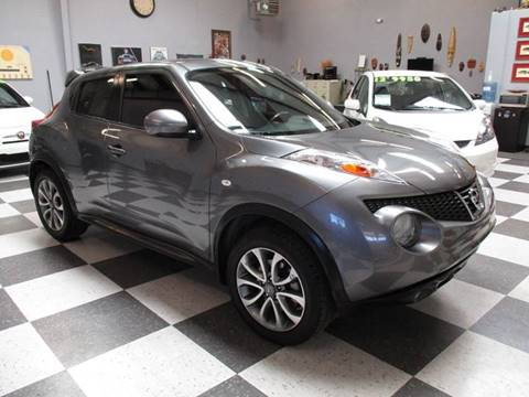 2013 Nissan JUKE for sale at Santa Fe Auto Showcase in Santa Fe NM