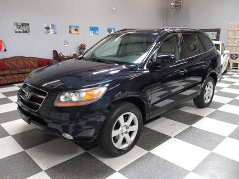 2008 Hyundai Santa Fe for sale at Santa Fe Auto Showcase in Santa Fe NM