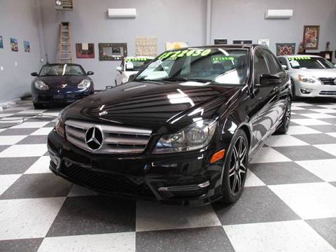 2013 Mercedes-Benz C-Class for sale at Santa Fe Auto Showcase in Santa Fe NM