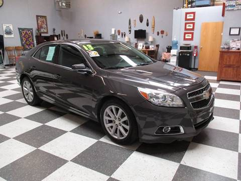 2013 Chevrolet Malibu for sale at Santa Fe Auto Showcase in Santa Fe NM