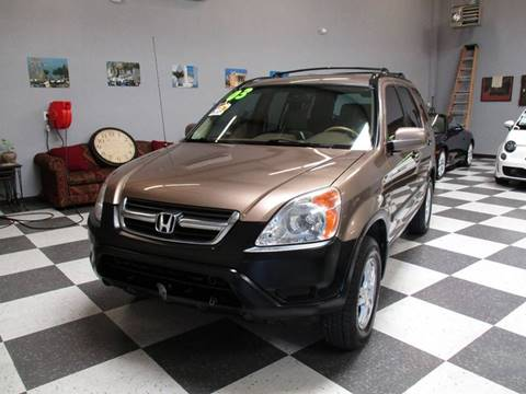 2003 Honda CR-V for sale at Santa Fe Auto Showcase in Santa Fe NM