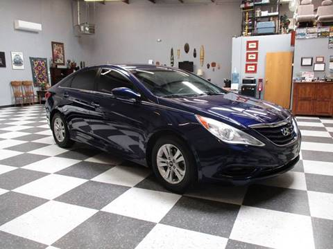 2011 Hyundai Sonata for sale at Santa Fe Auto Showcase in Santa Fe NM