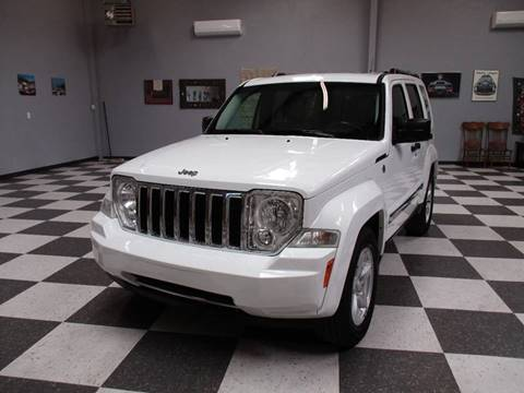 2011 Jeep Liberty for sale at Santa Fe Auto Showcase in Santa Fe NM