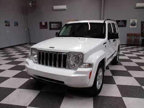 2011 Jeep Liberty for sale at Santa Fe Auto Showcase in Santa Fe NM