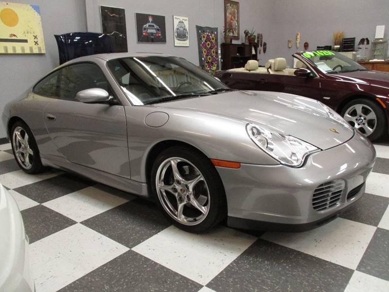 2004 Porsche 911 for sale at Santa Fe Auto Showcase in Santa Fe NM