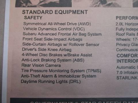 2015 Subaru Xv Crosstrek AWD 2 0i Limited 4dr Crossover In