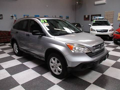 2007 Honda CR-V for sale at Santa Fe Auto Showcase in Santa Fe NM