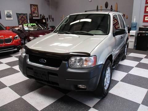 2003 Ford Escape for sale at Santa Fe Auto Showcase in Santa Fe NM