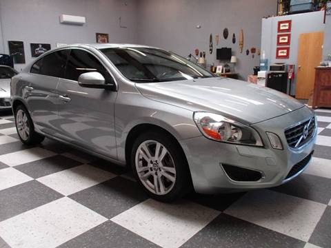 2013 Volvo S60 for sale at Santa Fe Auto Showcase in Santa Fe NM