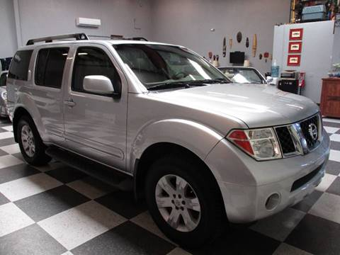 2005 Nissan Pathfinder for sale at Santa Fe Auto Showcase in Santa Fe NM