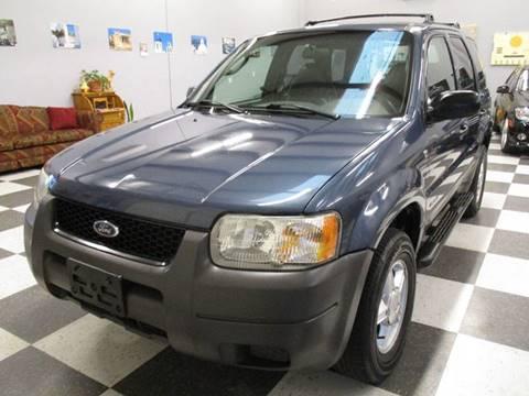 2001 Ford Escape for sale at Santa Fe Auto Showcase in Santa Fe NM