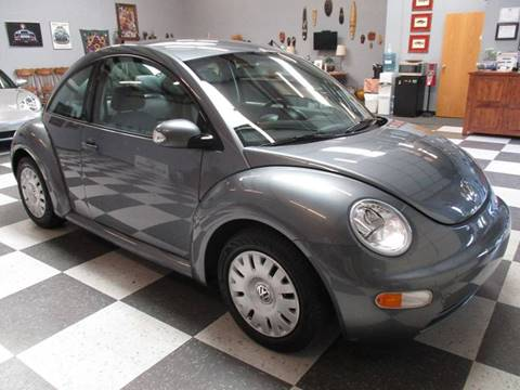 2005 Volkswagen New Beetle for sale at Santa Fe Auto Showcase in Santa Fe NM