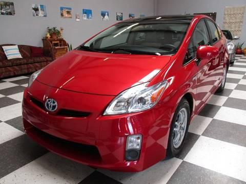 2010 Toyota Prius for sale at Santa Fe Auto Showcase in Santa Fe NM