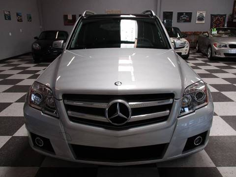 2010 Mercedes-Benz GLK for sale at Santa Fe Auto Showcase in Santa Fe NM