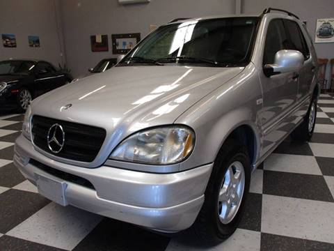 2001 Mercedes-Benz M-Class for sale at Santa Fe Auto Showcase in Santa Fe NM