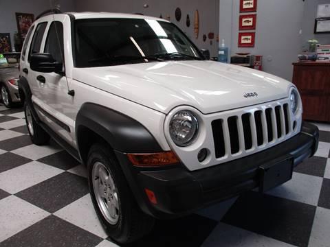 2007 Jeep Liberty for sale at Santa Fe Auto Showcase in Santa Fe NM