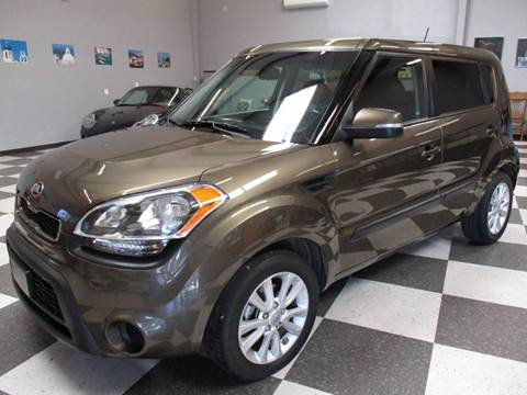 2013 Kia Soul for sale at Santa Fe Auto Showcase in Santa Fe NM