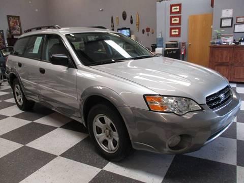 2007 Subaru Outback for sale at Santa Fe Auto Showcase in Santa Fe NM