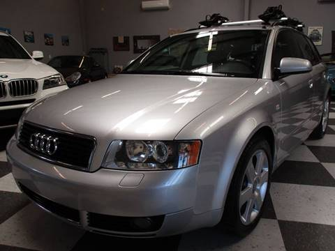 2004 Audi A4 for sale at Santa Fe Auto Showcase in Santa Fe NM
