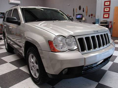 2008 Jeep Grand Cherokee for sale at Santa Fe Auto Showcase in Santa Fe NM
