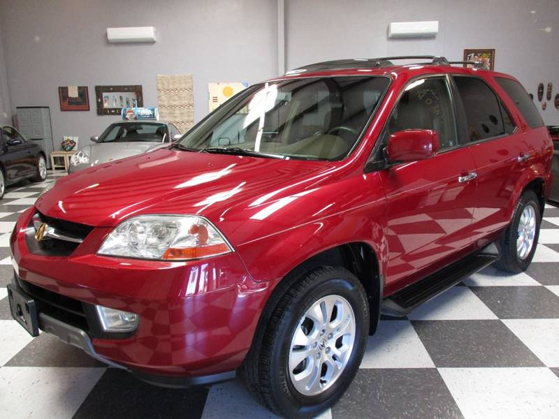 2003 Acura MDX for sale at Santa Fe Auto Showcase in Santa Fe NM
