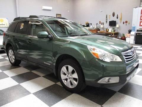 2011 Subaru Outback for sale at Santa Fe Auto Showcase in Santa Fe NM