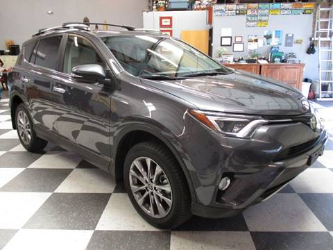 2017 Toyota RAV4 for sale at Santa Fe Auto Showcase in Santa Fe NM