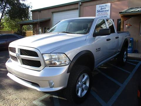 2014 RAM Ram Pickup 1500 for sale at Santa Fe Auto Showcase in Santa Fe NM