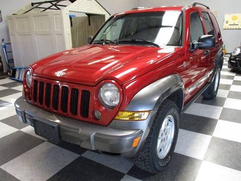 2006 Jeep Liberty for sale at Santa Fe Auto Showcase in Santa Fe NM