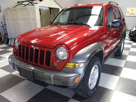 2006 Jeep Liberty for sale at Santa Fe Auto Showcase in Santa Fe NM