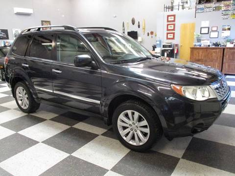 2013 Subaru Forester for sale at Santa Fe Auto Showcase in Santa Fe NM