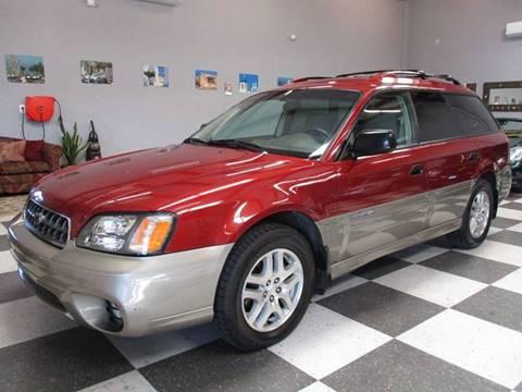 2004 Subaru Outback for sale at Santa Fe Auto Showcase in Santa Fe NM