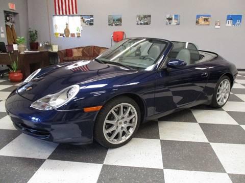 2001 Porsche 911 for sale at Santa Fe Auto Showcase in Santa Fe NM