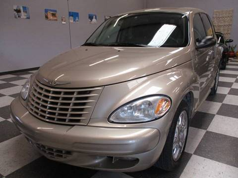 2003 Chrysler PT Cruiser for sale at Santa Fe Auto Showcase in Santa Fe NM