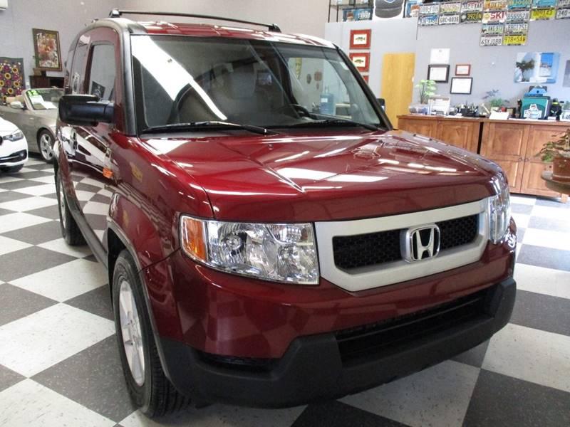 2011 Honda Element AWD EX 4dr SUV   Santa Fe NM